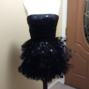 Betsey Johnson size 0 tutu party dress